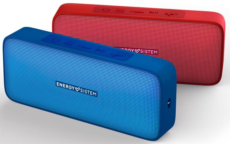 Music Box 2 rojo azul