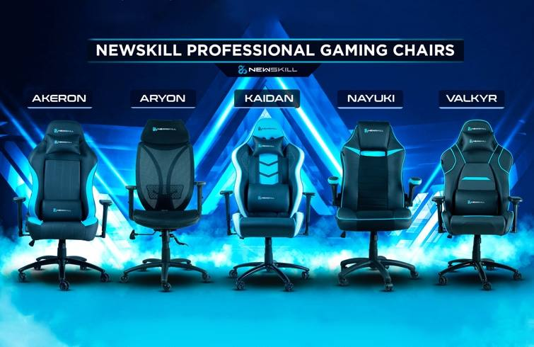 Newskill sillas gaming 2019