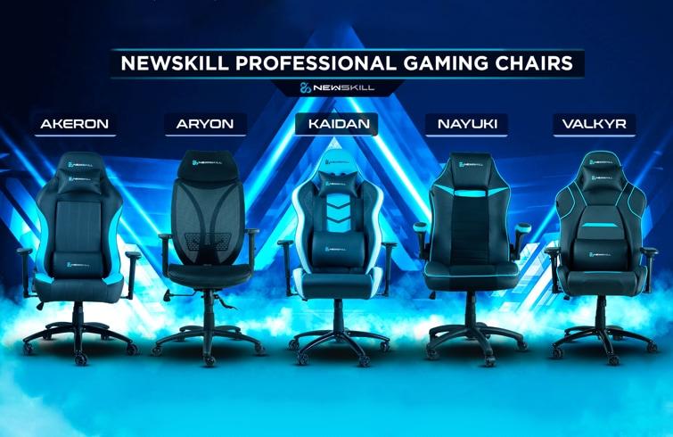 Newskill sillas gaming 2019