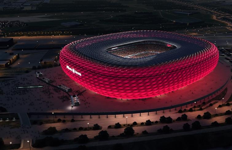 PES 2020 Allianz Arena