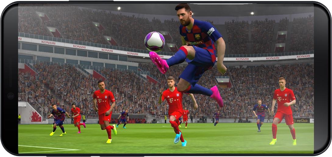 pes 2020 mobile screenshot 2