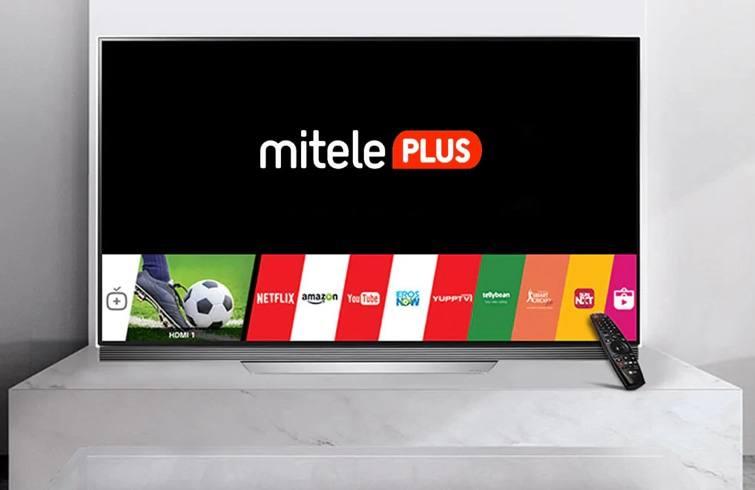 MiTele Plus LG webos