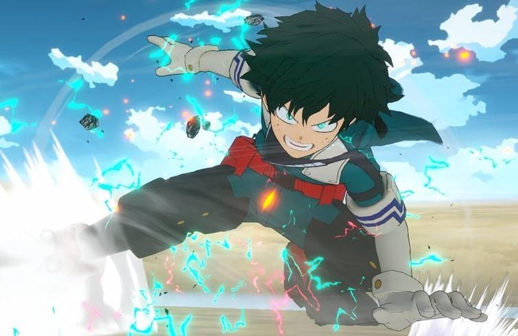 My Hero's Justice 2