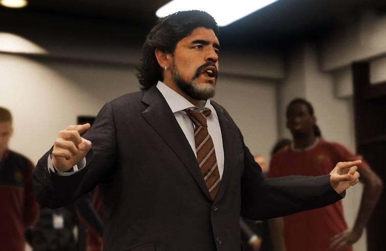 PES 2020 Liga Master Maradona