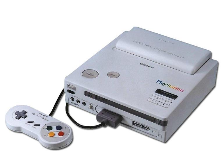 Super Nintendo Playstation