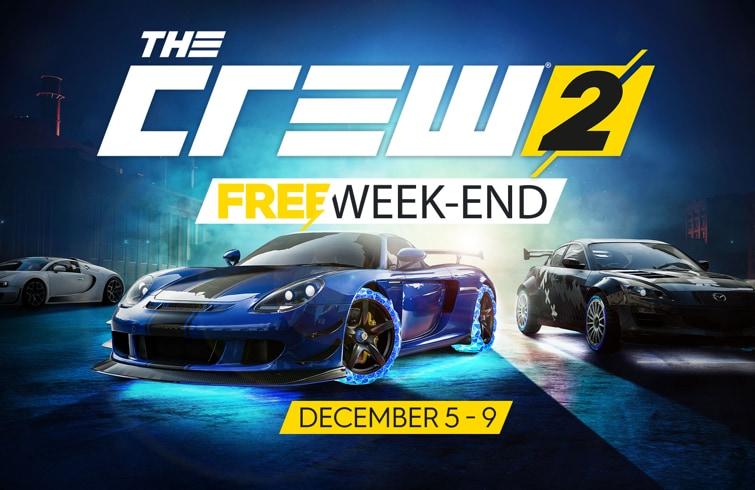 The Crew 2 - Freeweekend