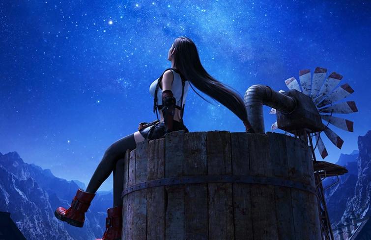 Square Enix comparte nuevas imágenes de Sephiroth en Final Fantasy VII Remake