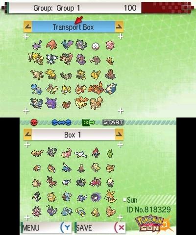 Banco de Pokémon