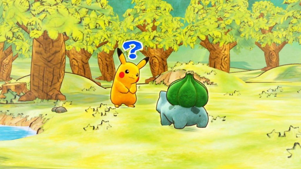 Pokémon Mundo Misterioso: Equipo de rescate DX - Captura 02