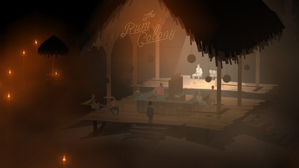 Kentucky Route Zero - Party