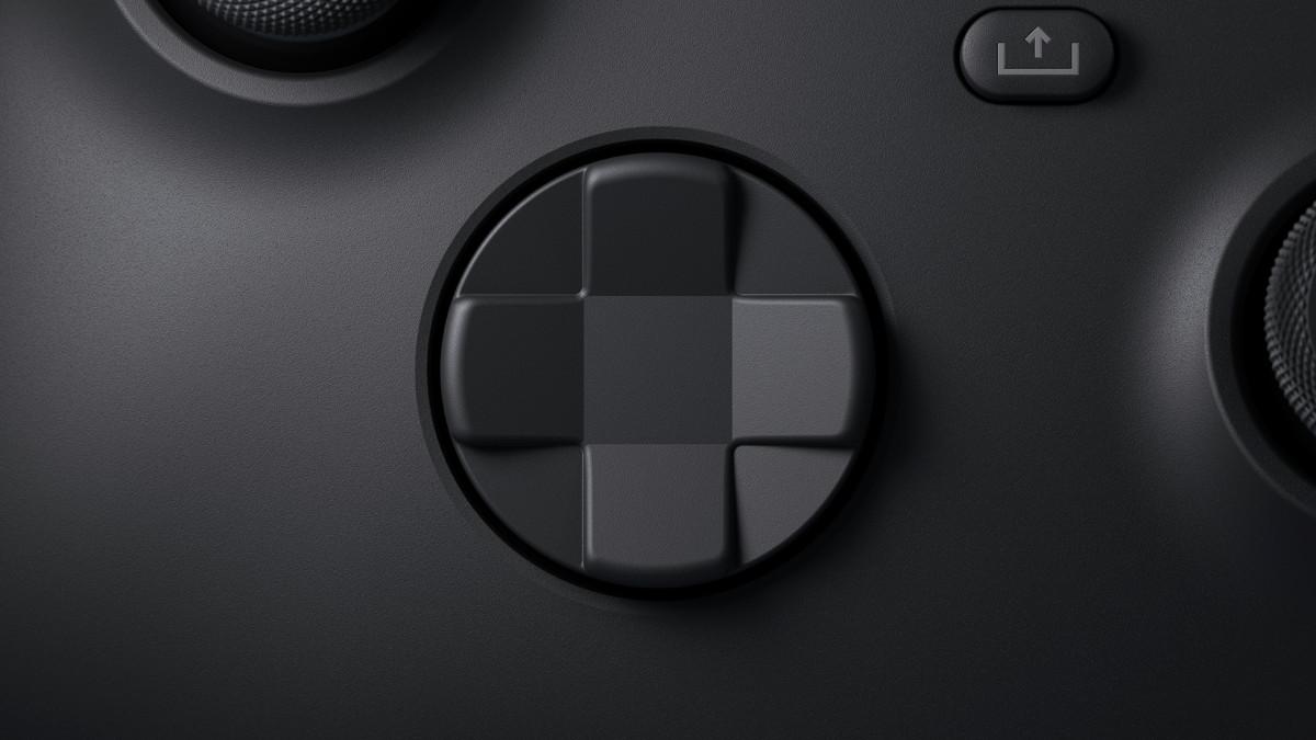 Xbox Series X Controller - D-Pad