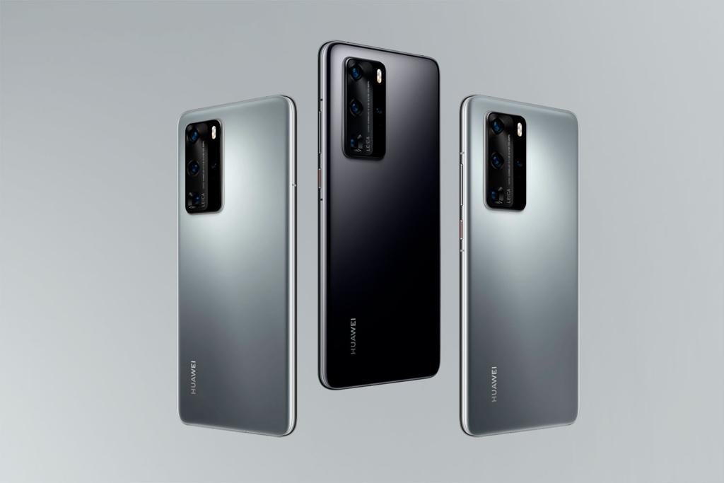 Huawei P40 Pro - Trasera
