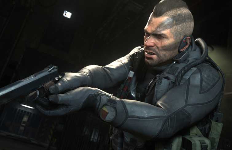 Call of Duty: Modern Warfare 2 - Soap