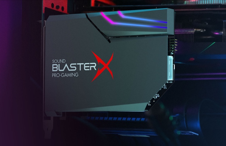 Sound BlasterX AE-5 Plus