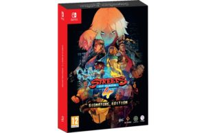 Streets of Rage 4 - Switch Box