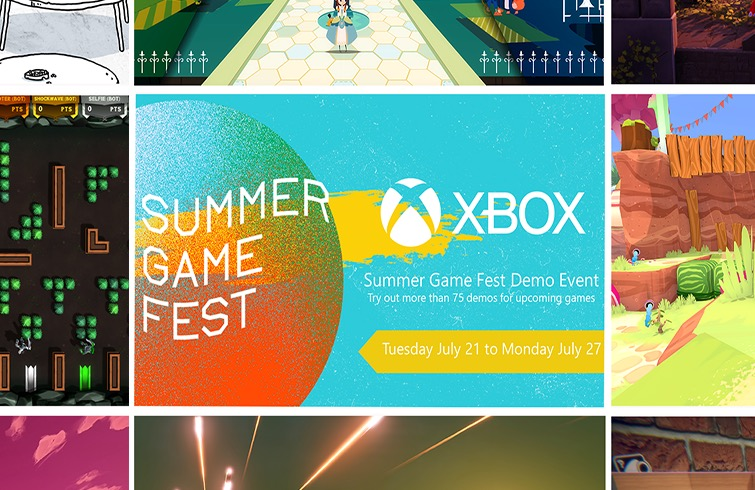 Xbox Summer Game Fest Demo Event