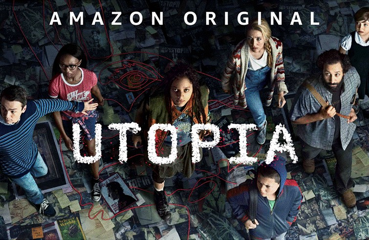 Utopia Amazon Prime Video
