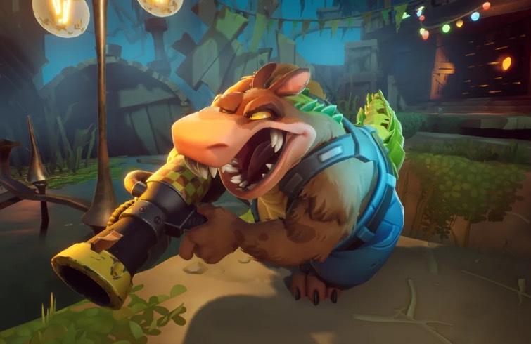 Crash Bandicoot 4: It's About Time - Dingodile
