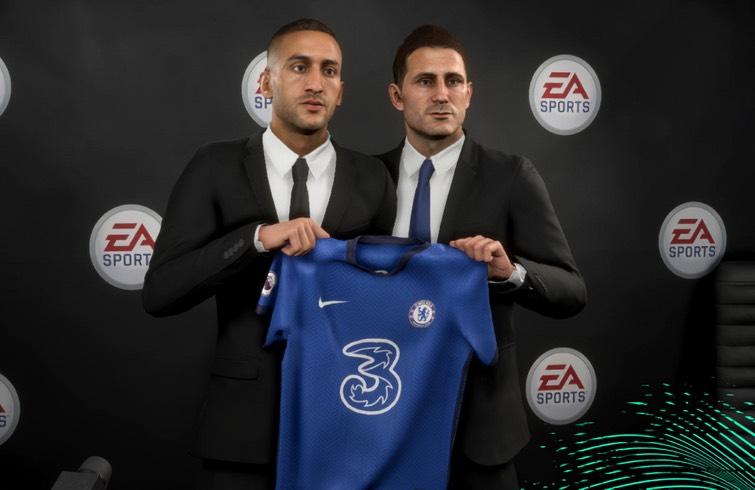 FIFA 21 - Modo carrera