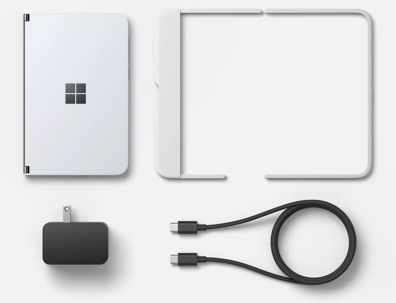 Surface Duo - En la caja