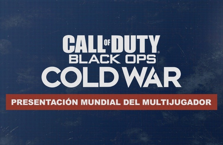 Call of Duty: Black Ops Cold War - Presentacion multijugador