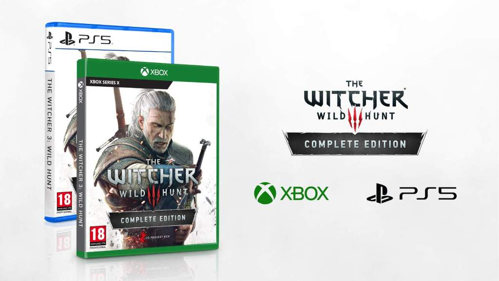 The Witcher 3 - PS5 y Xbox Series X