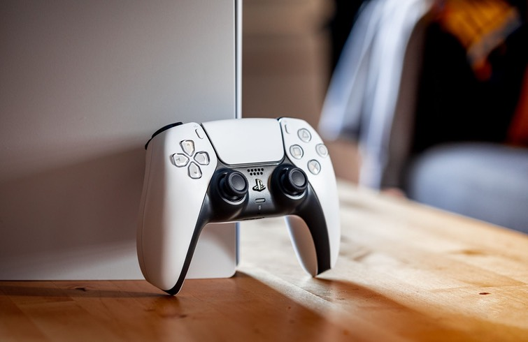 PS5 con Dualsense