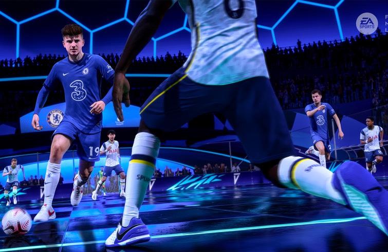 FIFA 21 - Volta