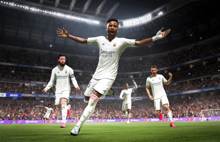 FIFA 21 - Rodrygo