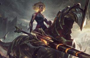 League of Legends - Rell