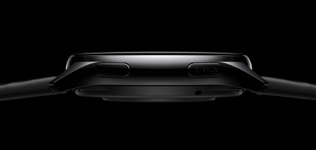 OnePlus Watch - Side