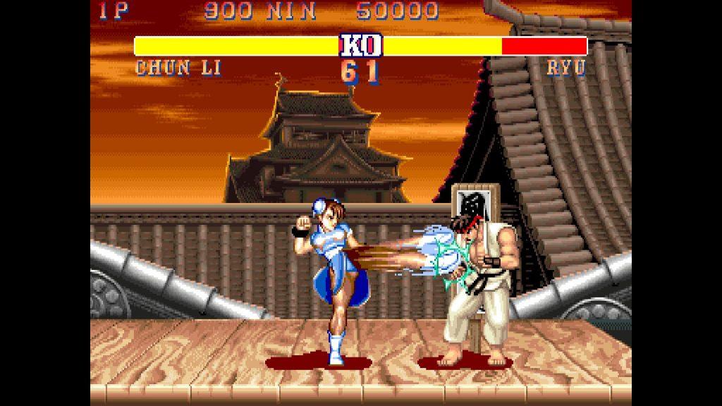 Capcom Arcade Stadium - Street Fighter