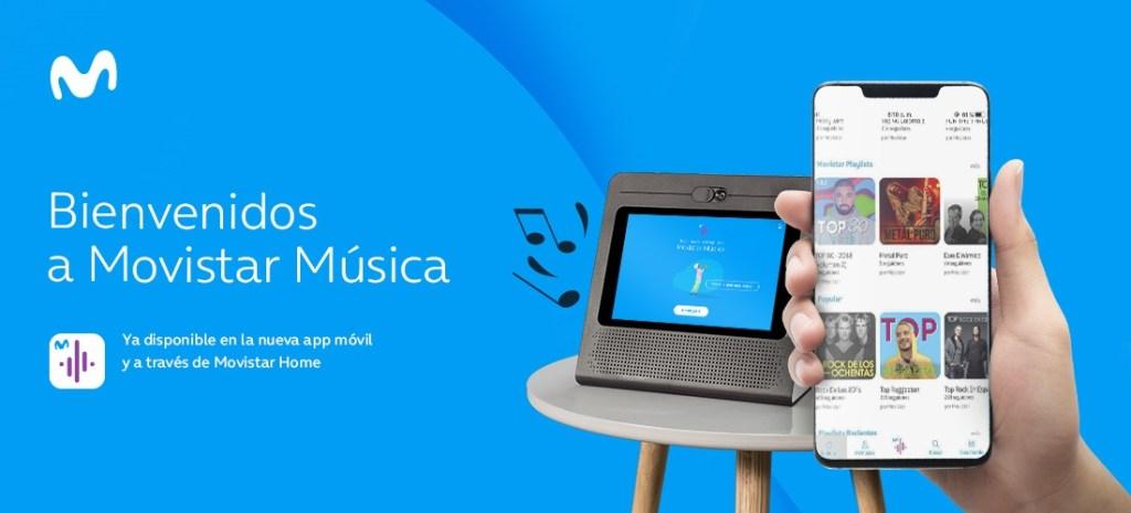 Movistar Música - Banner