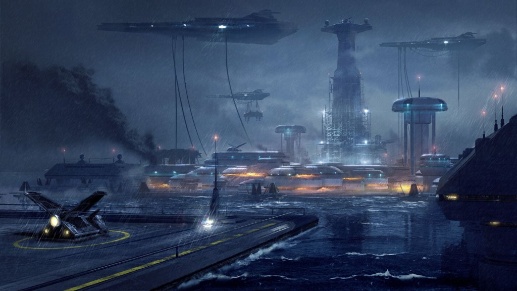Star Wars: The Old Republic - Legacy of Sith - Concept