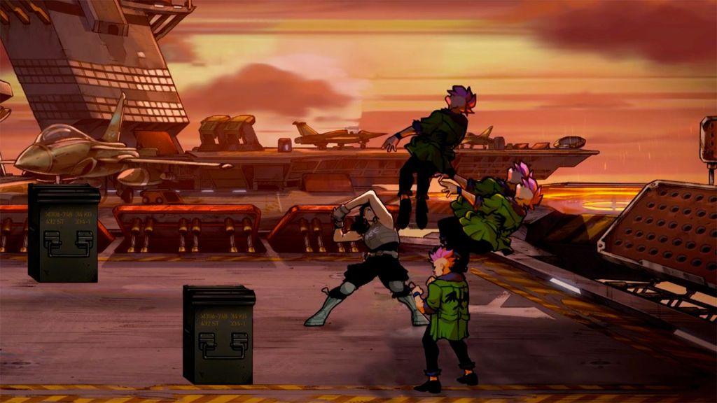 Streets of Rage 4 - Screenshot