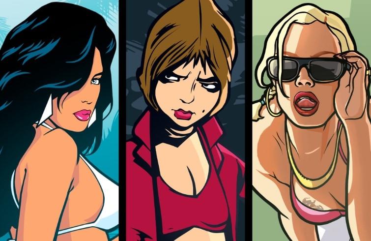 Granft Theft Auto Trilogy - The Definitive Edition