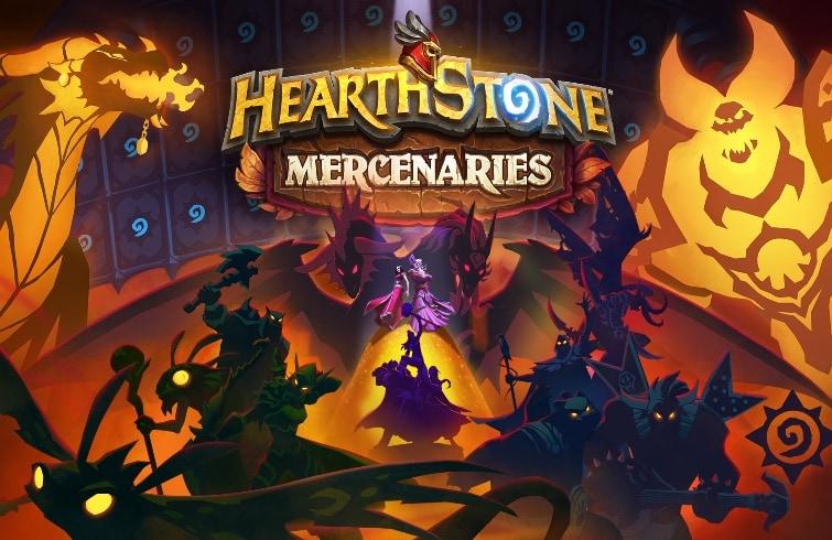 Hearthstone - Mercenarios
