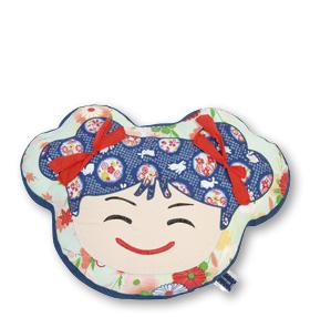 Colorique Kussen China Girl