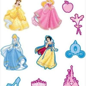 Decofun Princess Foam Elementen