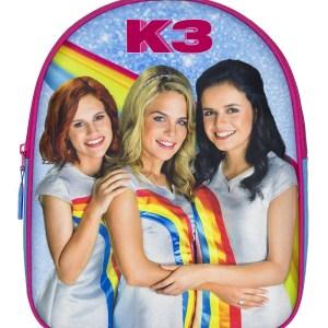 K3 Rugzak 3D 31x27x10cm