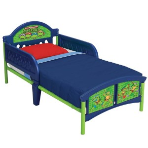 Turtles Junior Bed