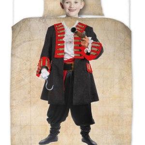 Jongens Dekbedovertrek Piet Piraat