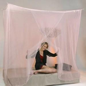 Klamboe Canopy Roze