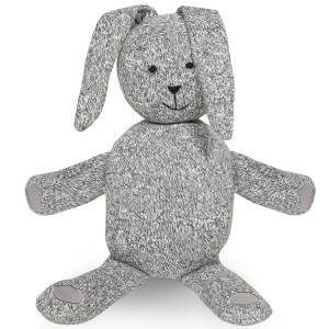 Jollein Knuffel XL Stonewashed Knit Bunny Grey