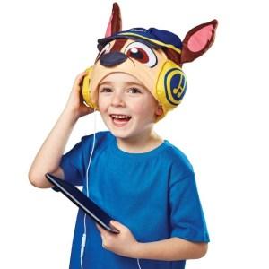 Hoofdtelefoon Muts voor Kinderen Paw Patrol