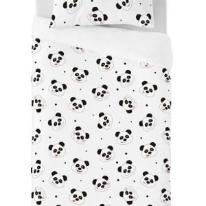 Zavelo Junior Dekbedovertrek Lovely Pandas