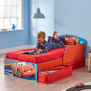 Cars Junior Bed Speed