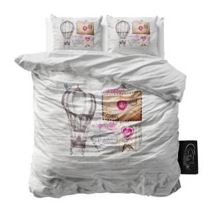DreamHouse Bedding Hoeslaken Katoen - Zwart 70 x 200