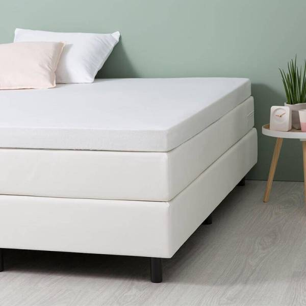 Hoeslaken Katoen-polyester - 80/90x200 cm - - Dekbed Discounter