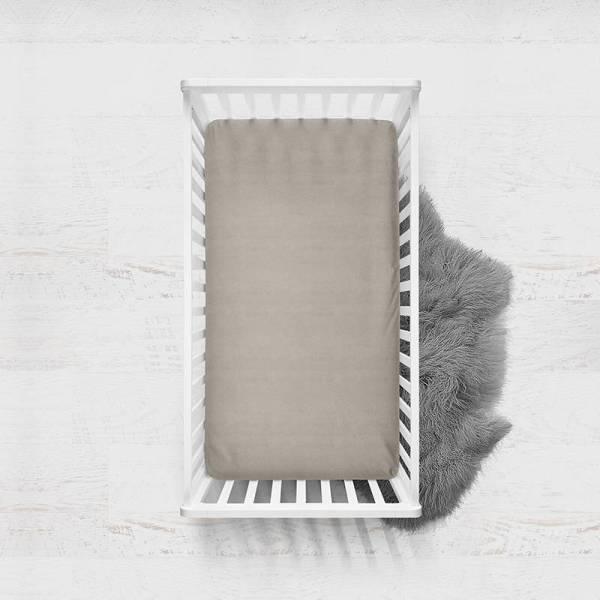 Presence Molton Sanfor Splittopper Hoeslaken - Platinum 180 x 210